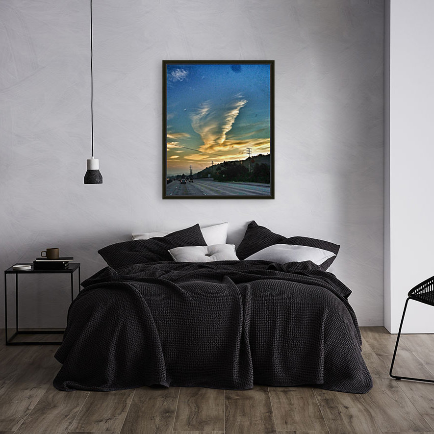 Cloud Whirlwind, California  Art