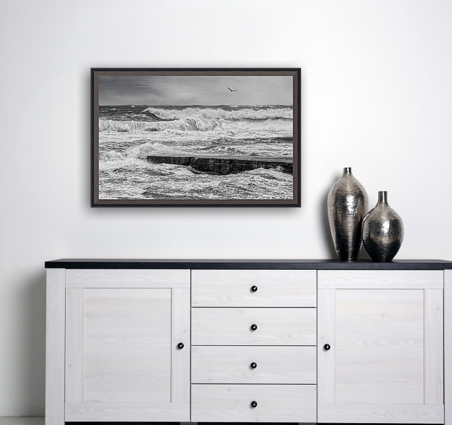 Stormy Seas  Art