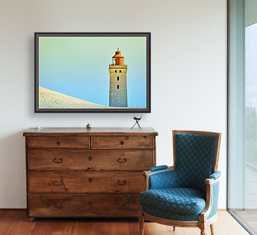 Lighthouse Rubjerg Knude  Art