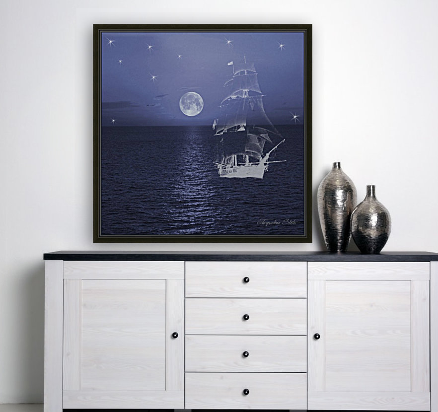Ghost Ship  Art