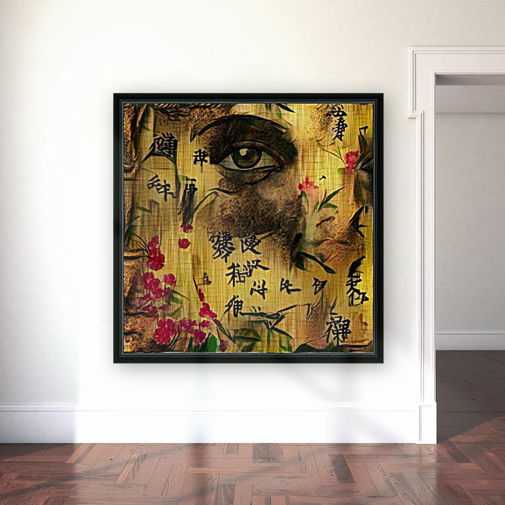 Asia Woman  Art