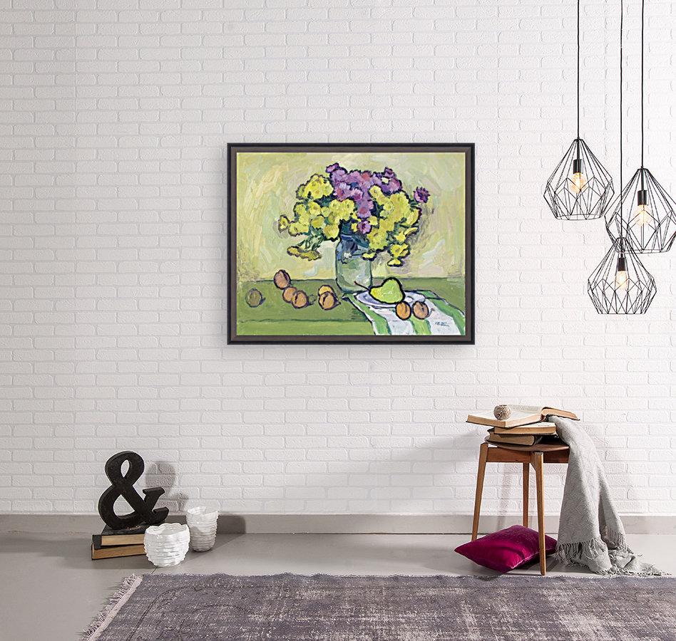 Chryzantemums  Art