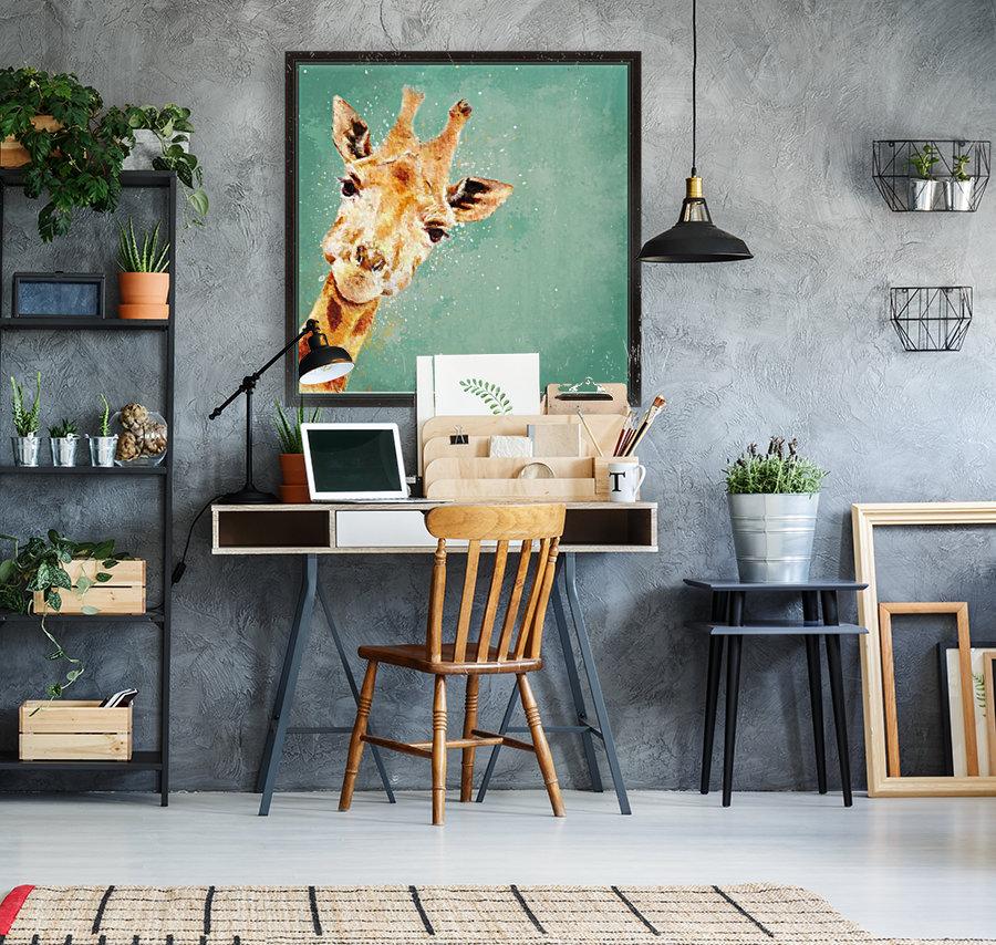 Girafeau  Art