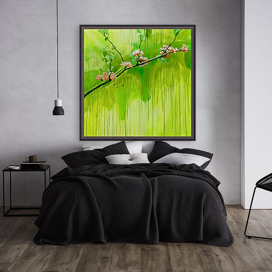 Green Spring  Art