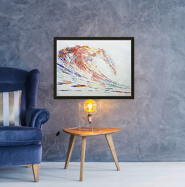 The Wave  Art