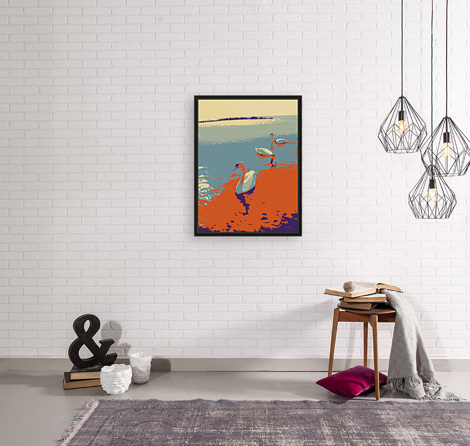 Swans  Art