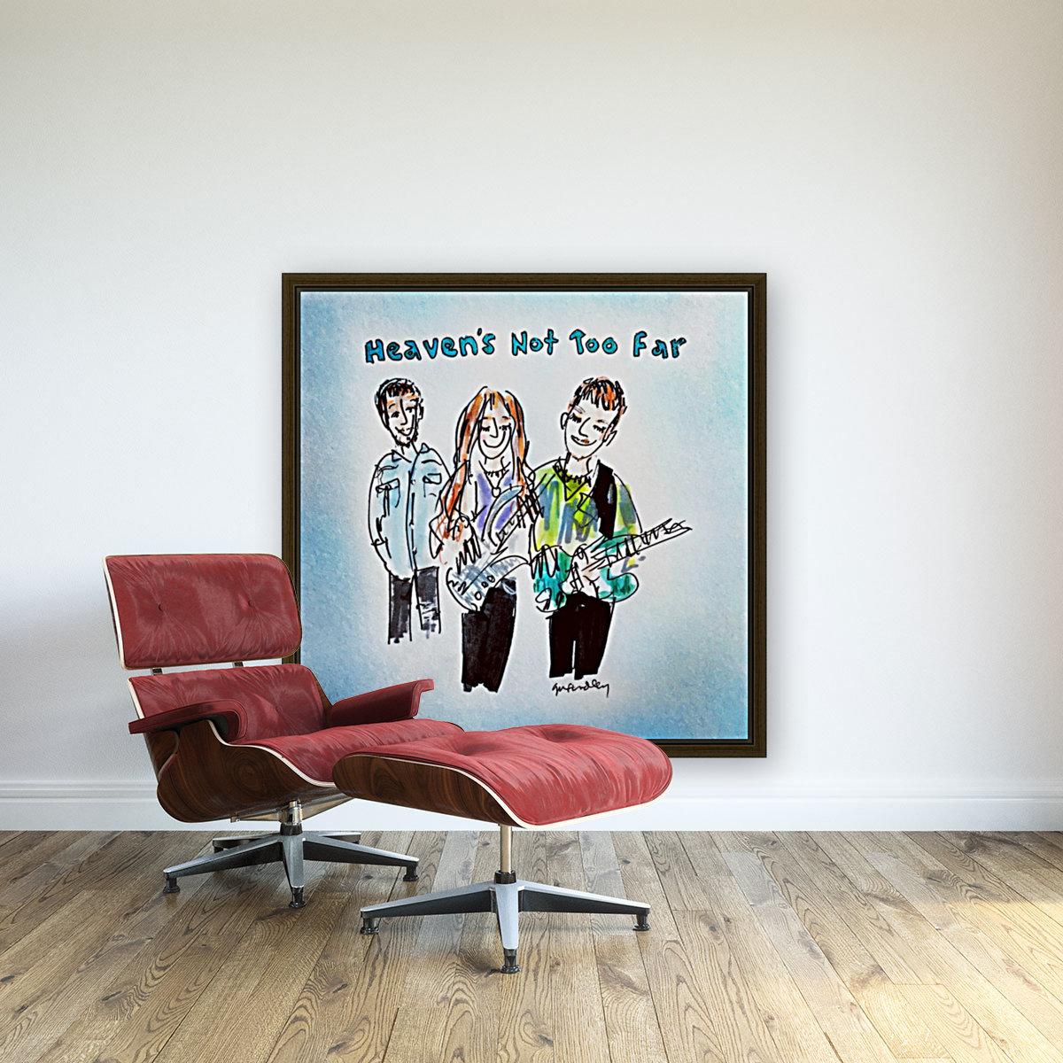 We Three - AGT 2018  Art
