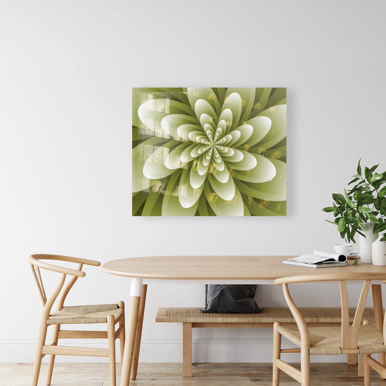 Greeny Feel  Art