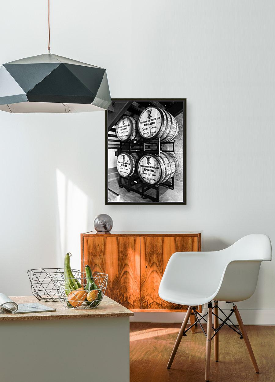 Whisky Barrels  Art