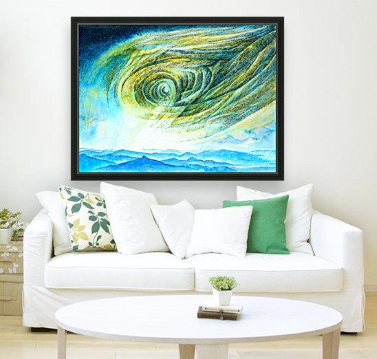 The sky 2  Art