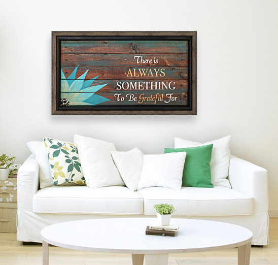 There is Always Something to be Grateful for  Art