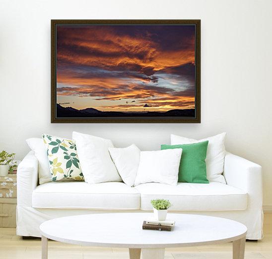 Icelandic Sunrise  Art