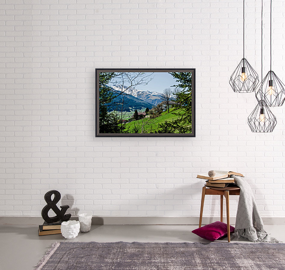 In The Alps  Art