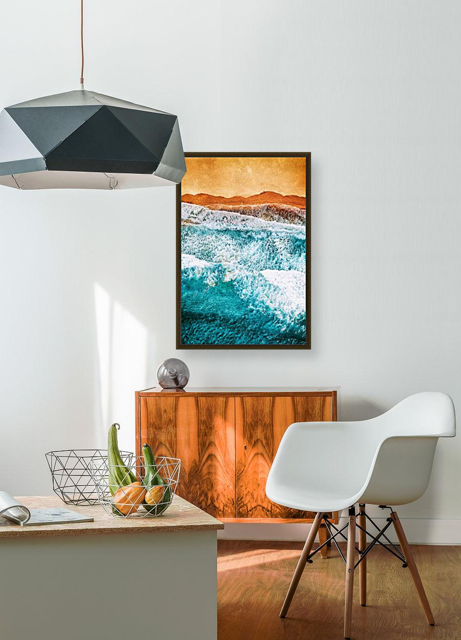 Tropical VI - Beach Waves II   Art