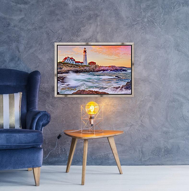 Crashing Waves - APC-113  Art