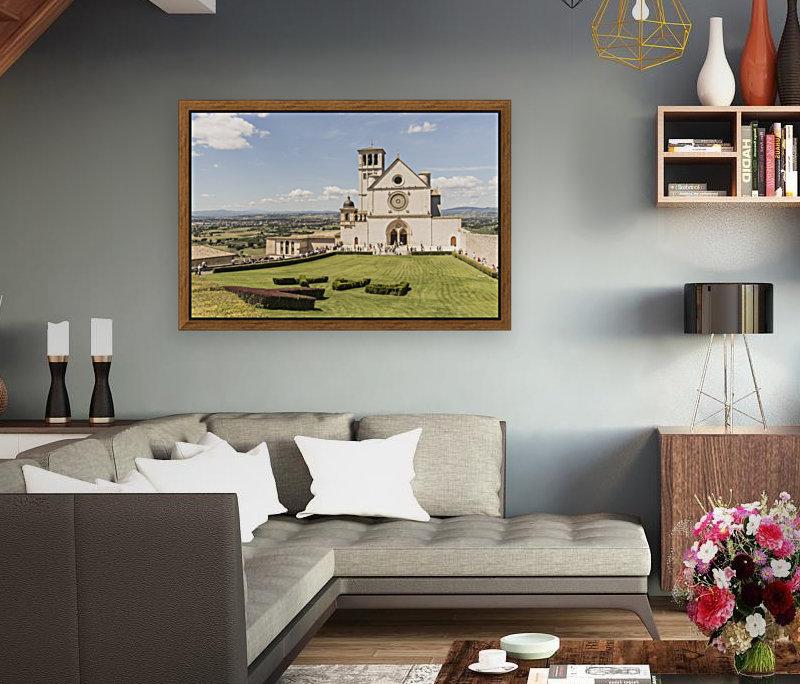 Assisi church  Art