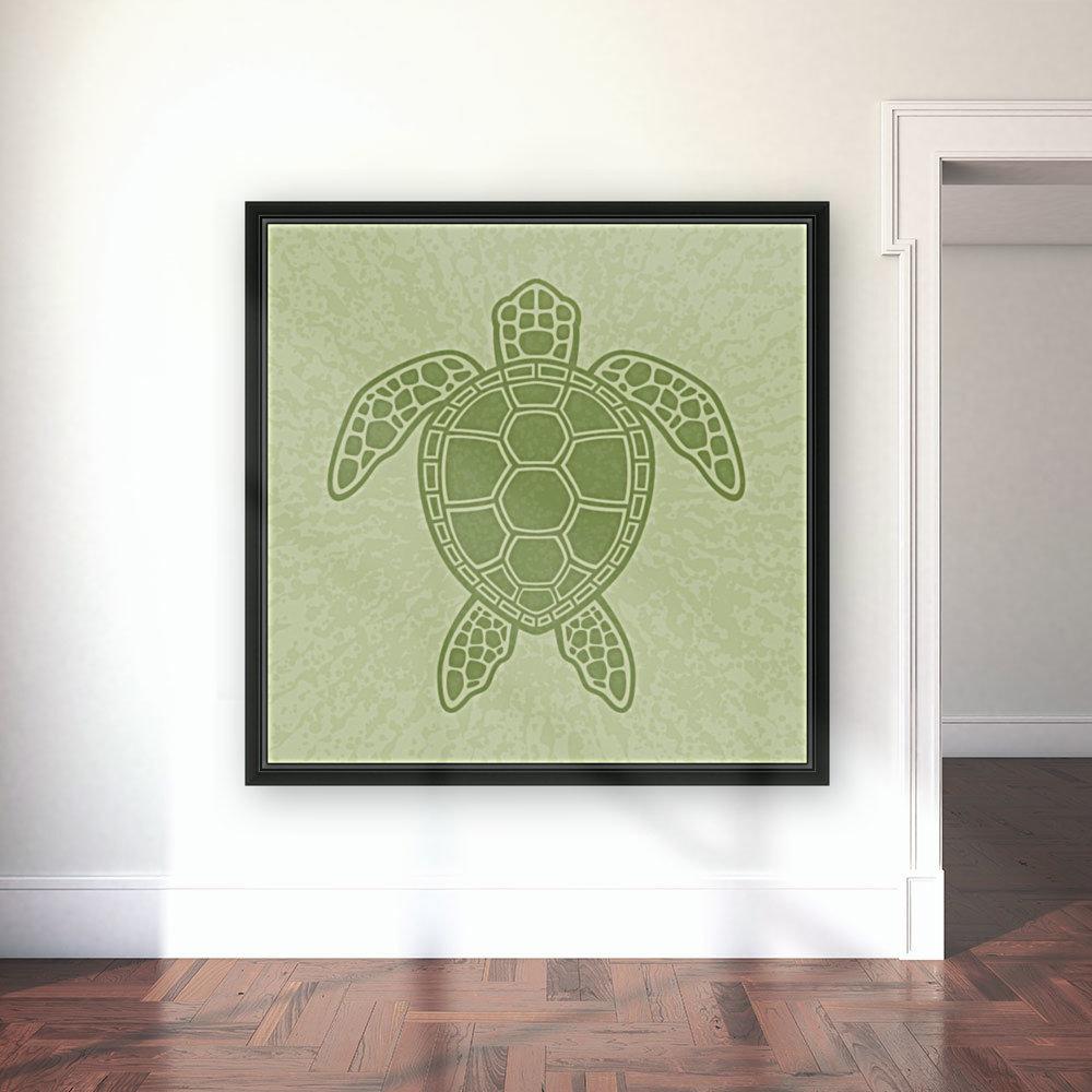 Green Sea Turtle  Art