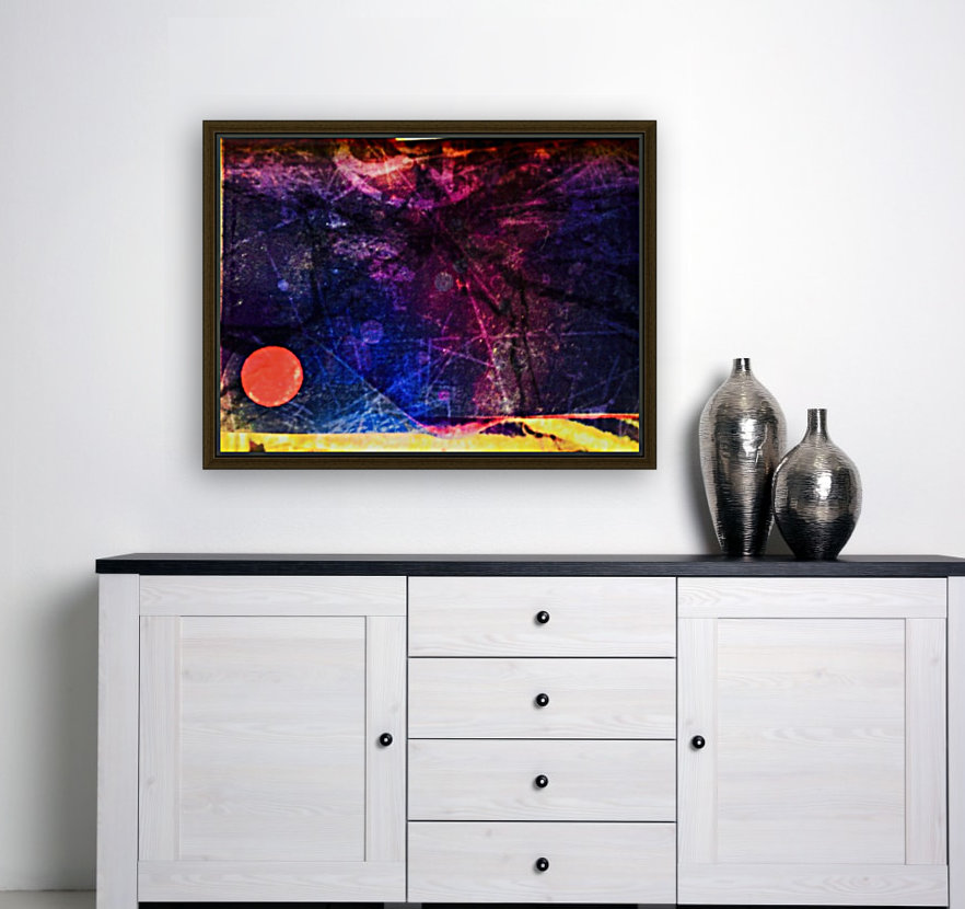 Star Dust with Floating Frame