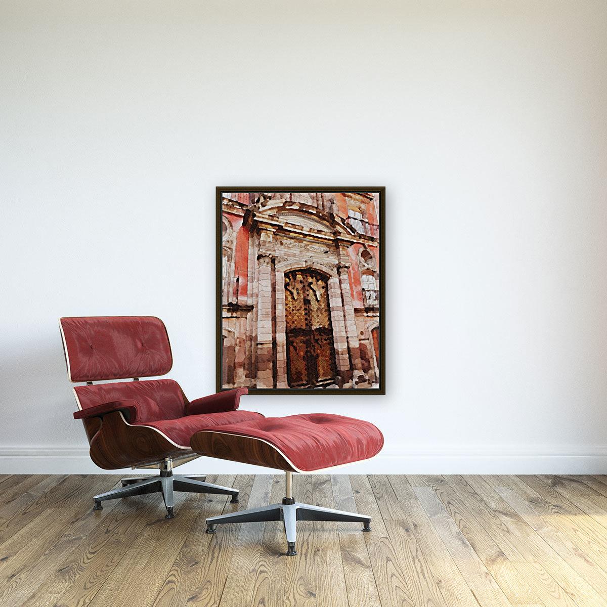 México La Casa del Mayorazgo San Miguel de Allende  Art