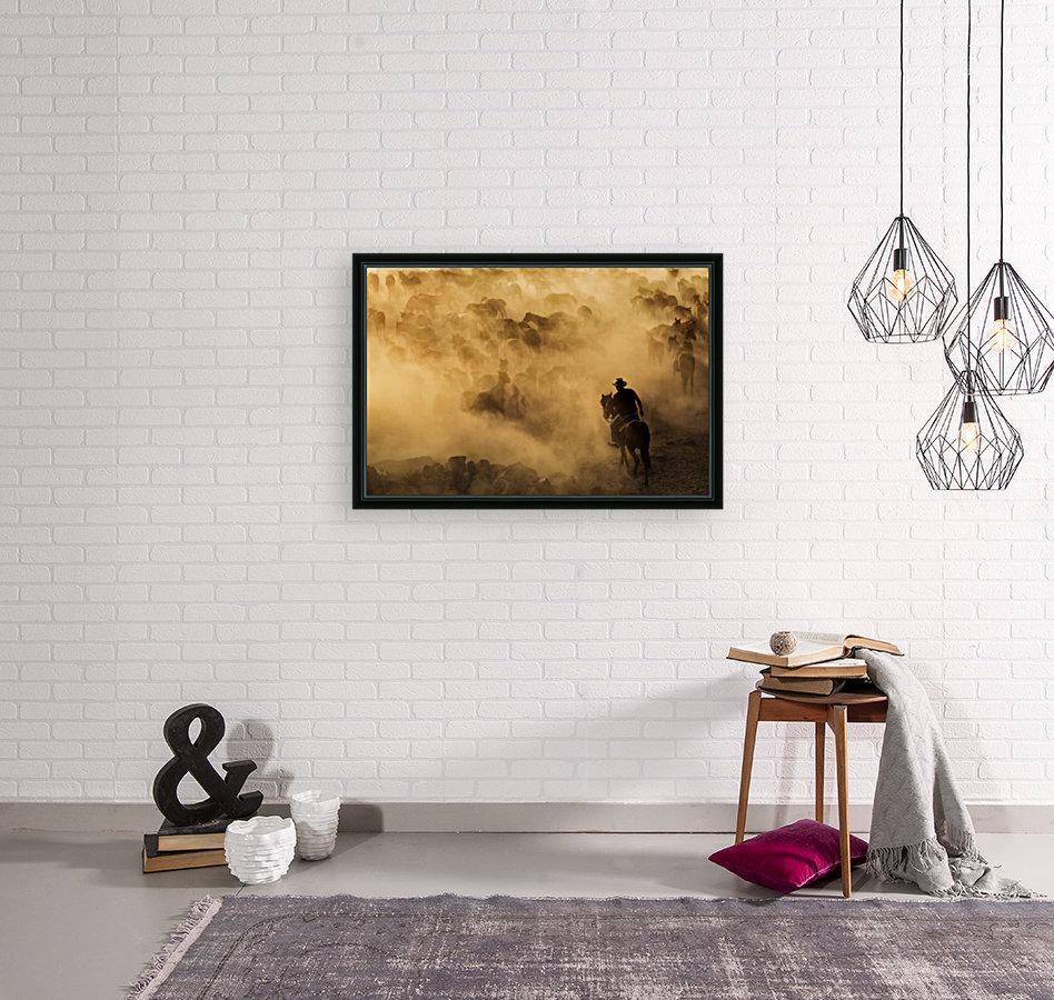 Cappadocia wild horses  Art