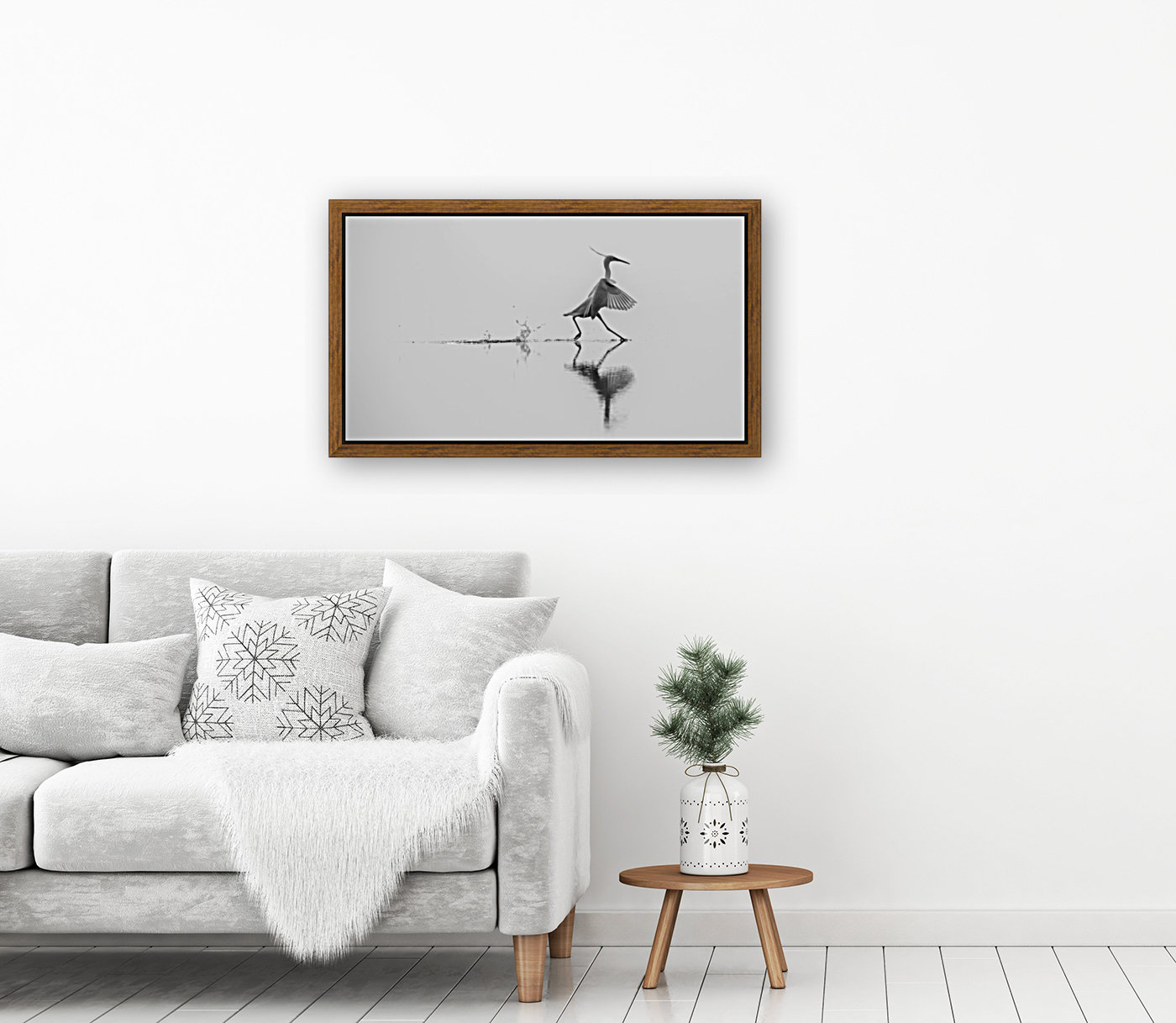 Dancing on the water  Art