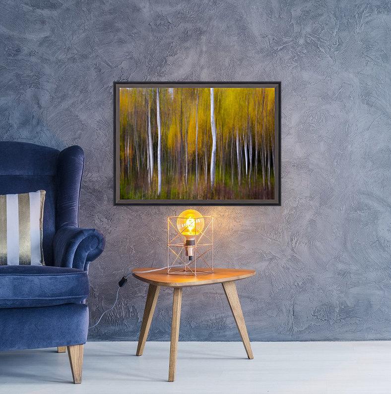 Abstract Fall  Art