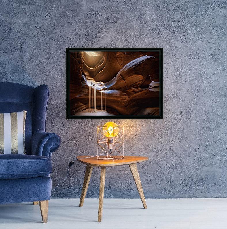 Antelope Waterfall  Art
