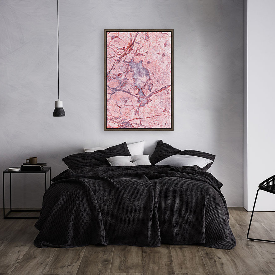 Pink Marble  Art