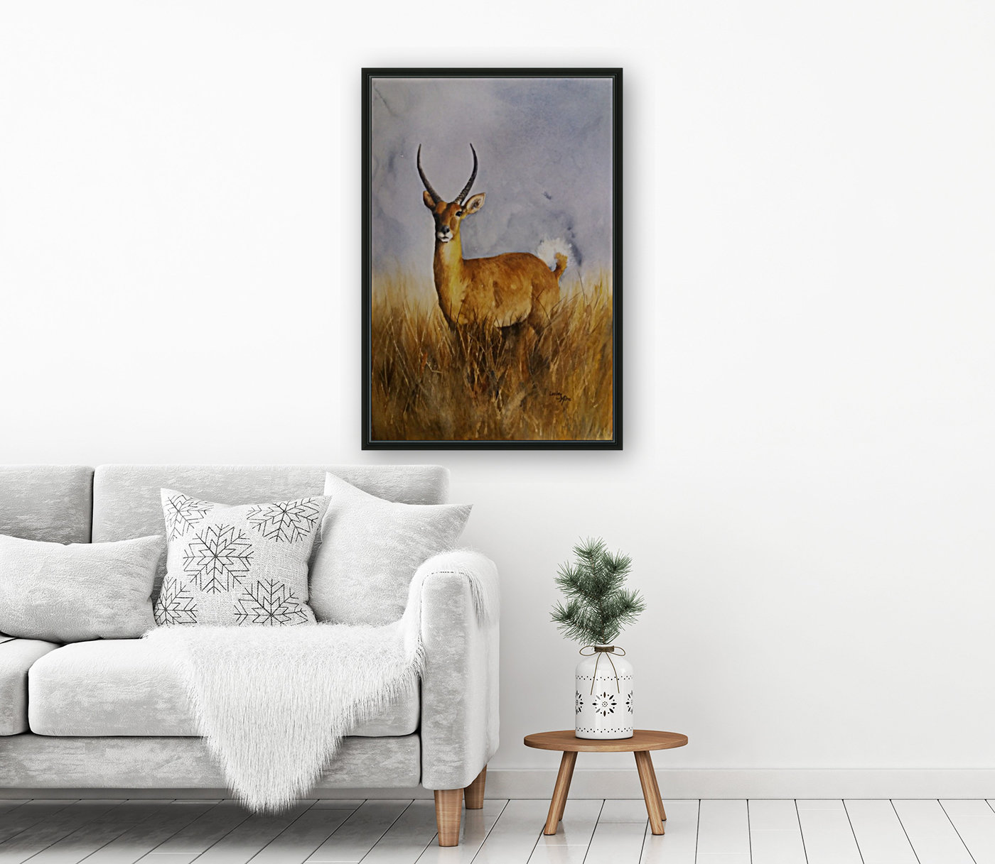 Waterbuck  Art