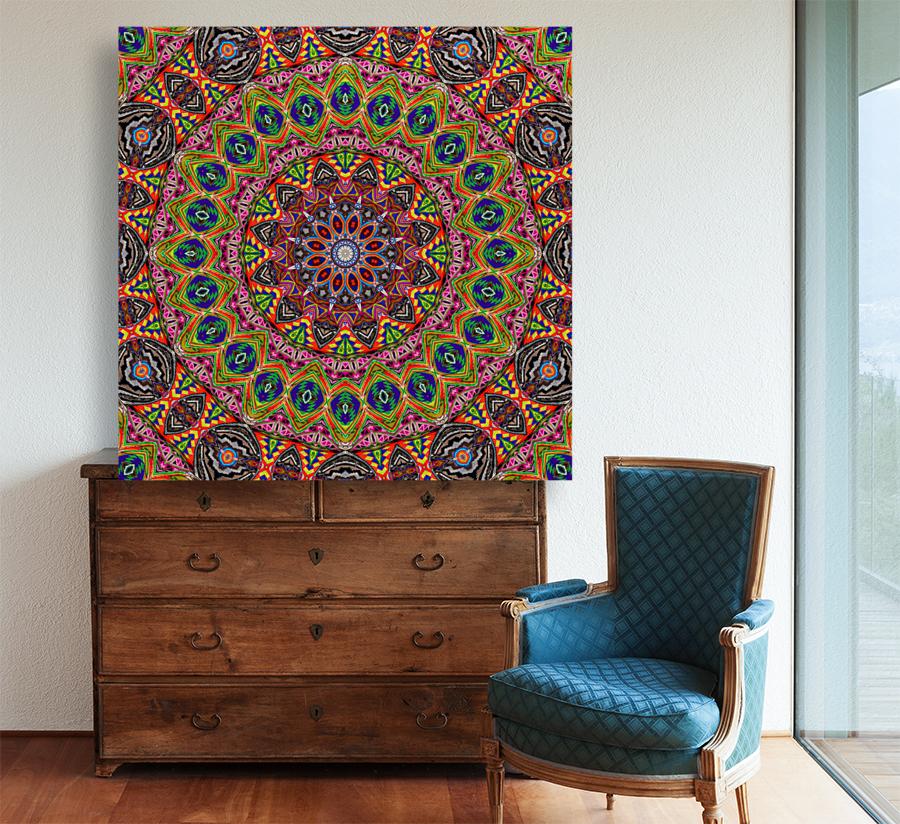 Cherga Mandala I  Art