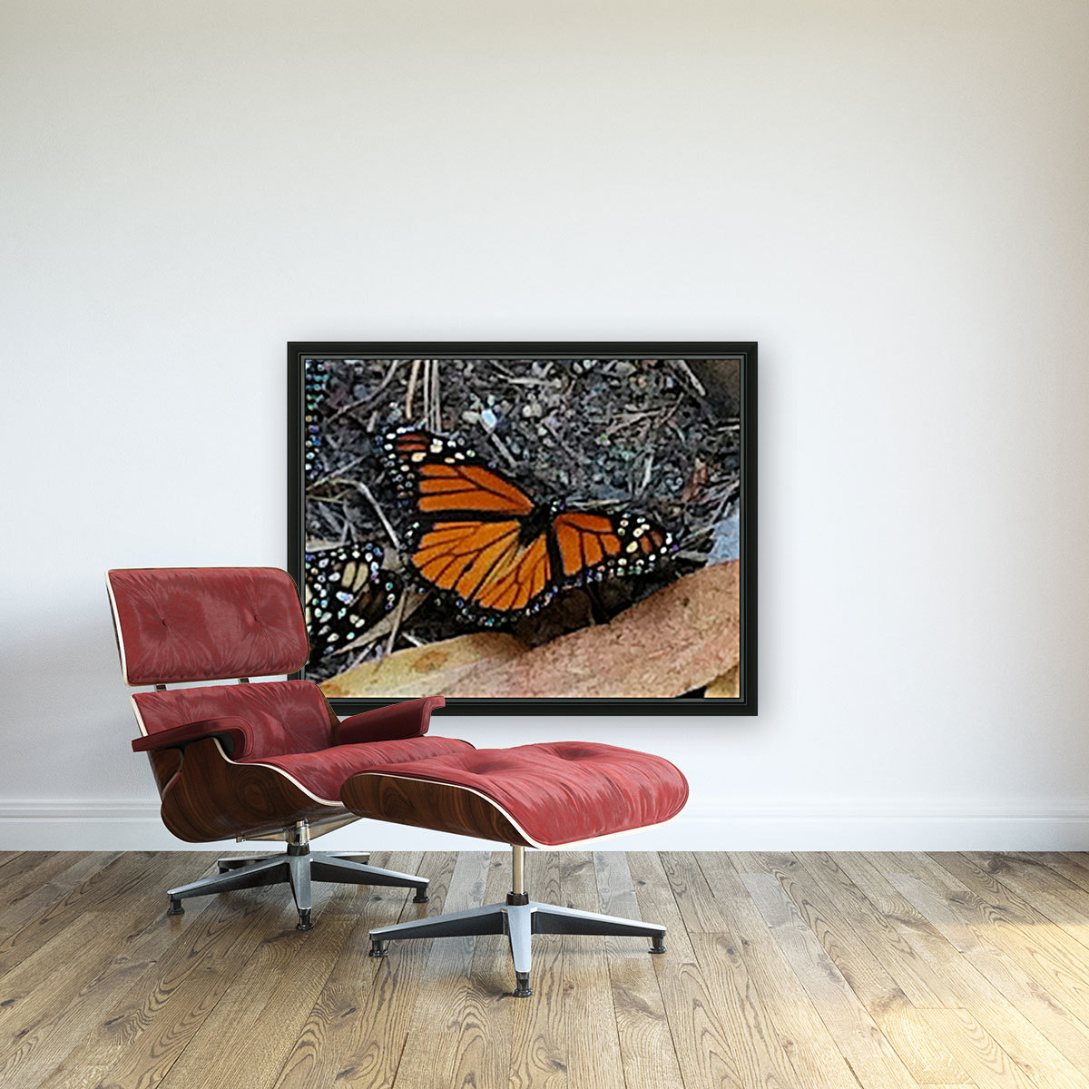 Butterfly4 with Floating Frame