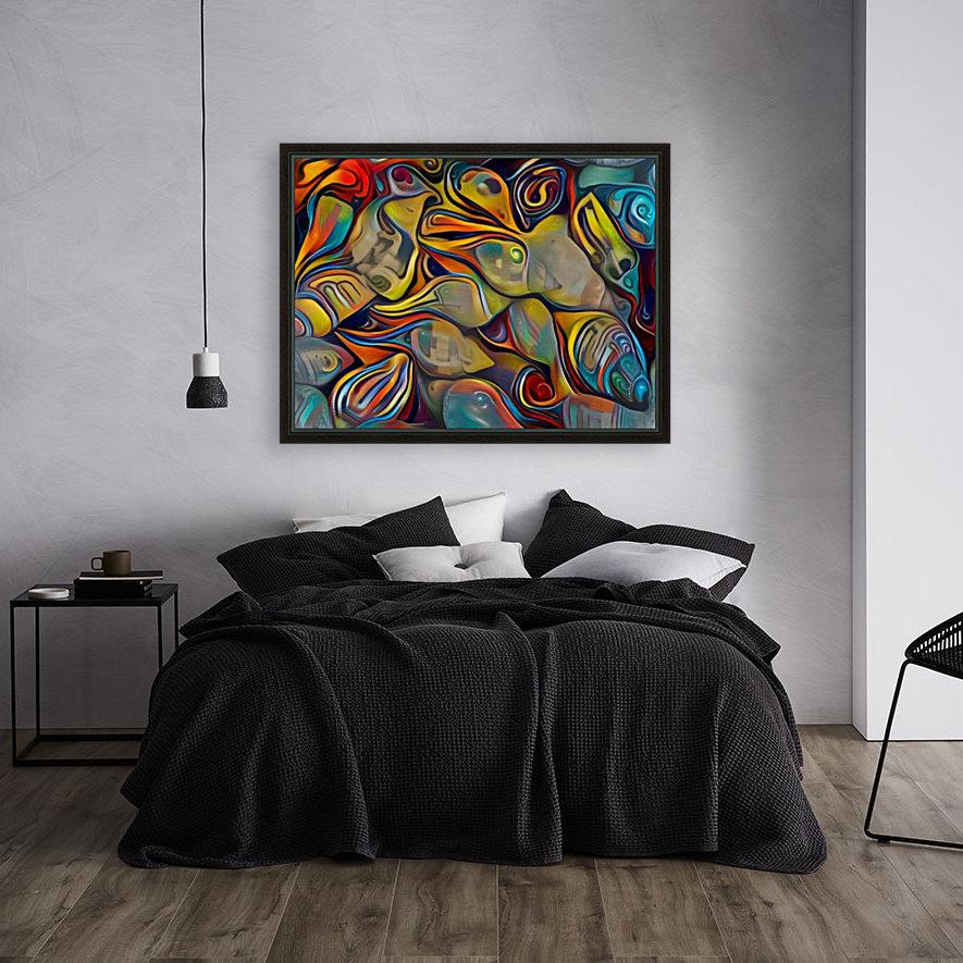 Seashell Colorful Pattern  Art