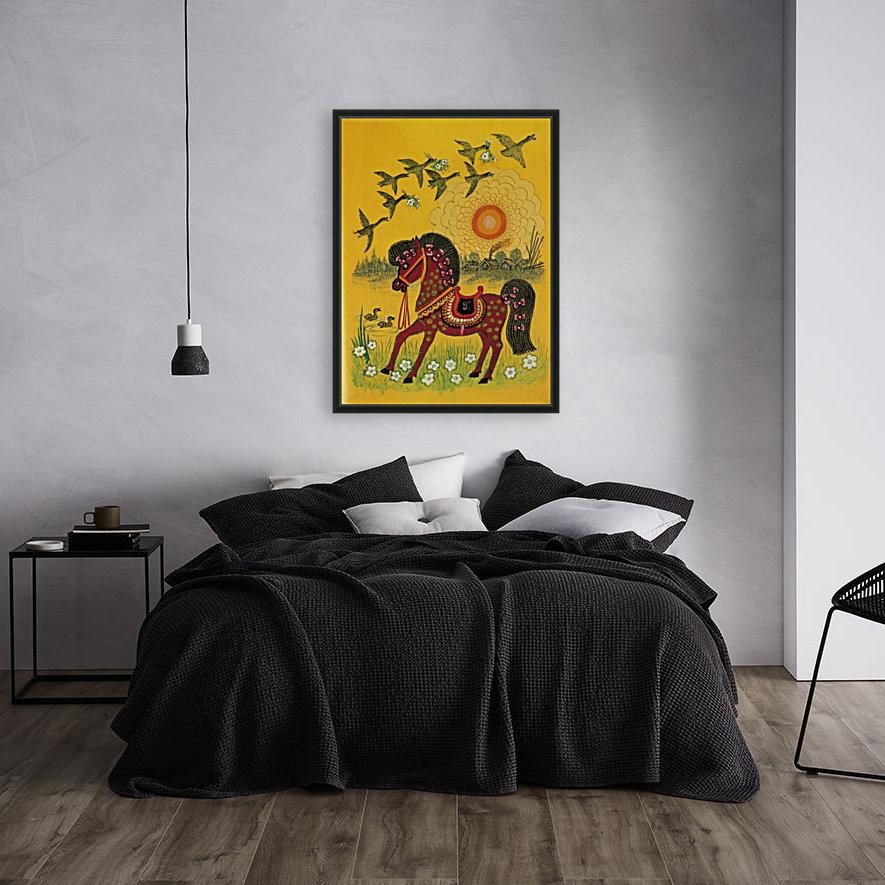 Vasnetsov horse  Art