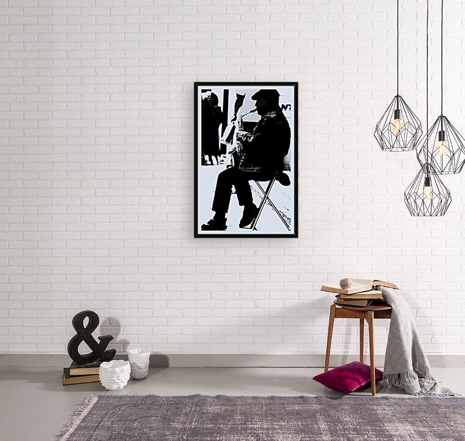 Busker II  Art