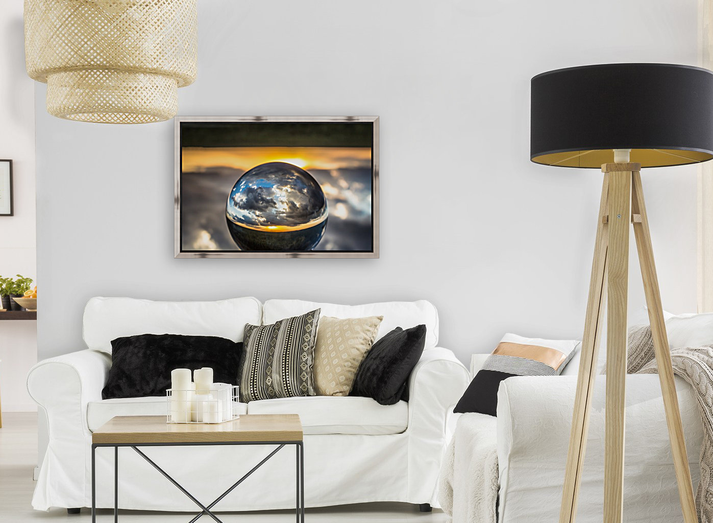 Lens Ball5  Art
