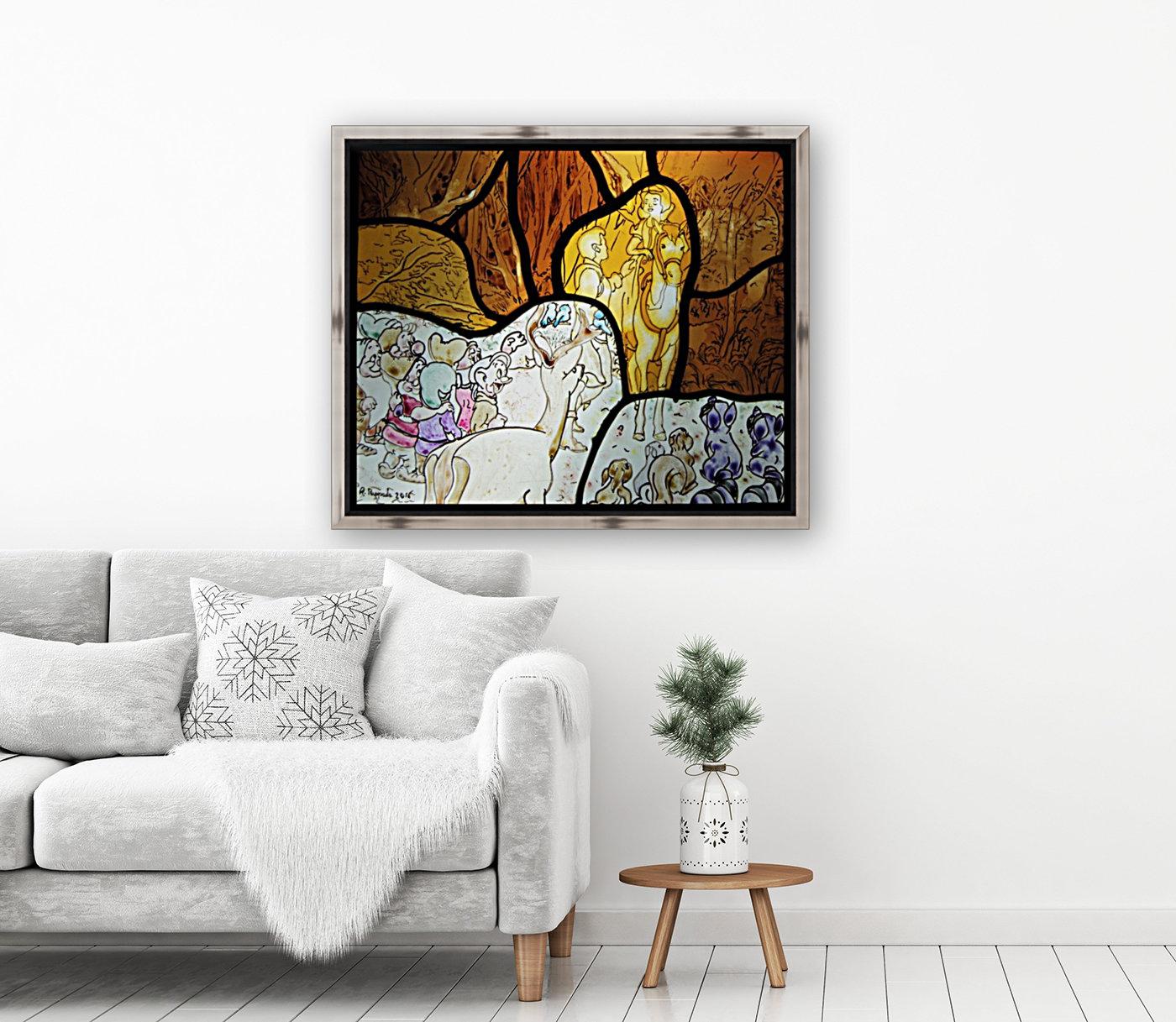 Snow White 1  Art