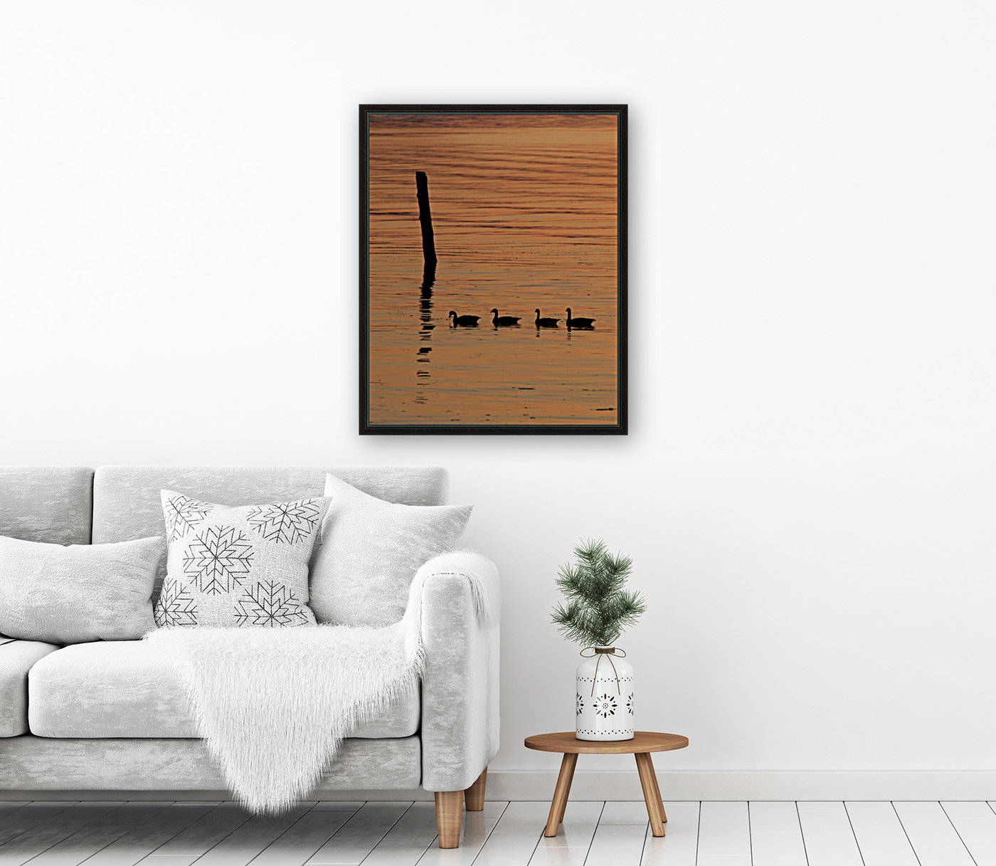 Ducks in a row  Art