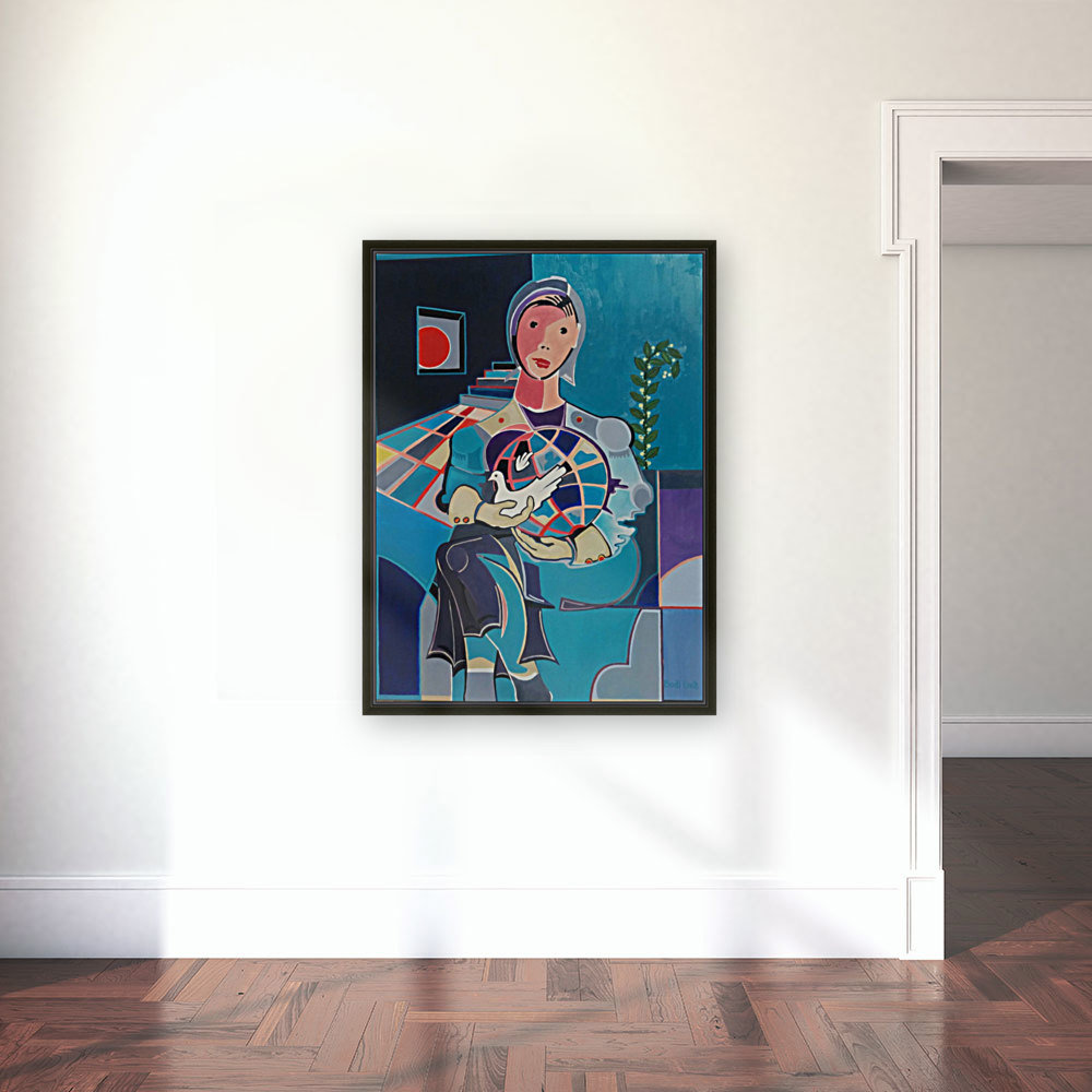 Sentinelle de la Paix  Art