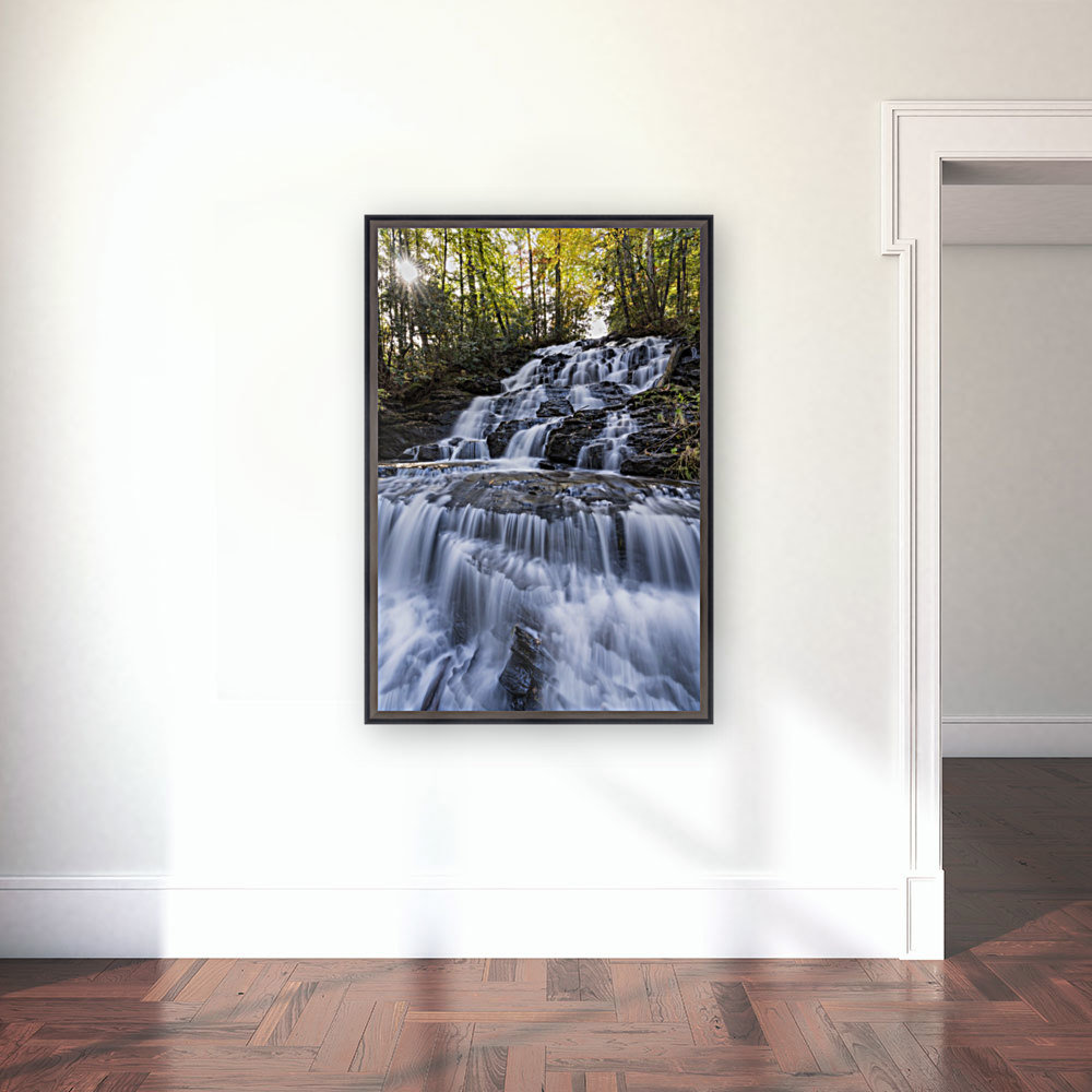 Trahlyta Waterfall  Art