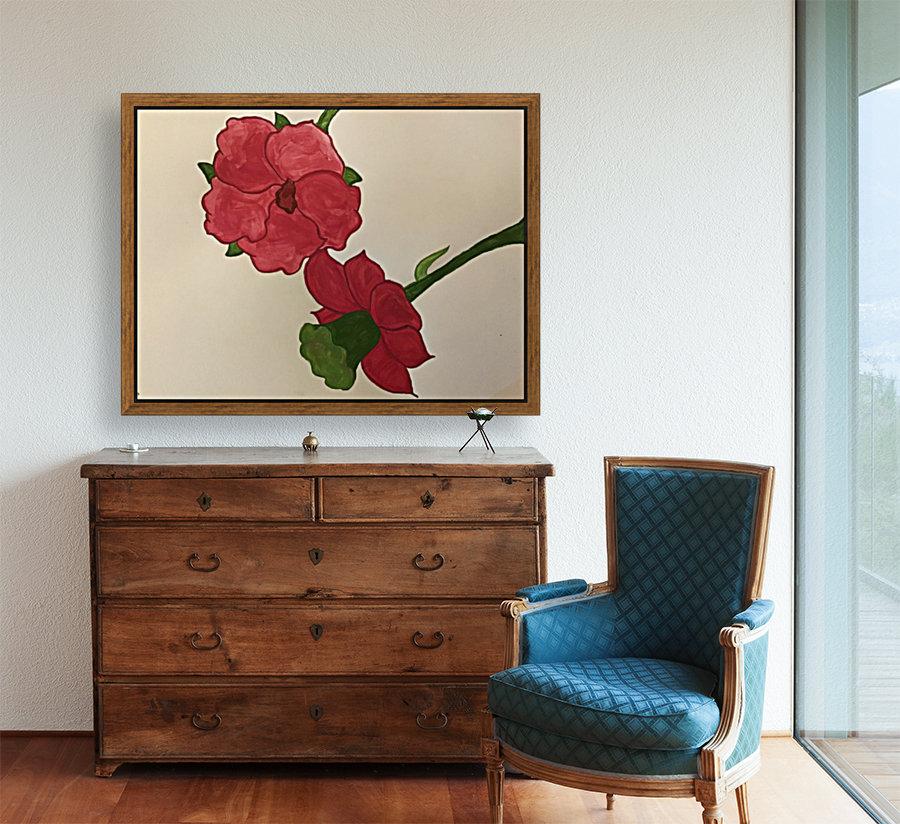 A Floral Dream  Art