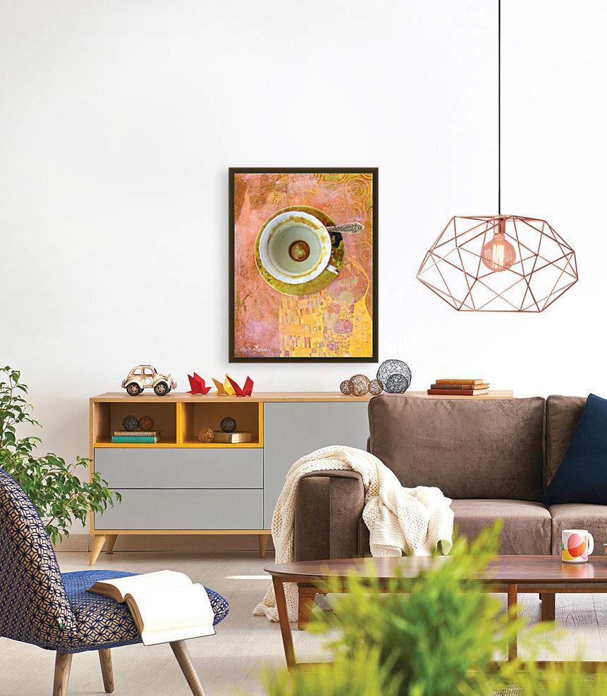 Coffee with Klimt  Art