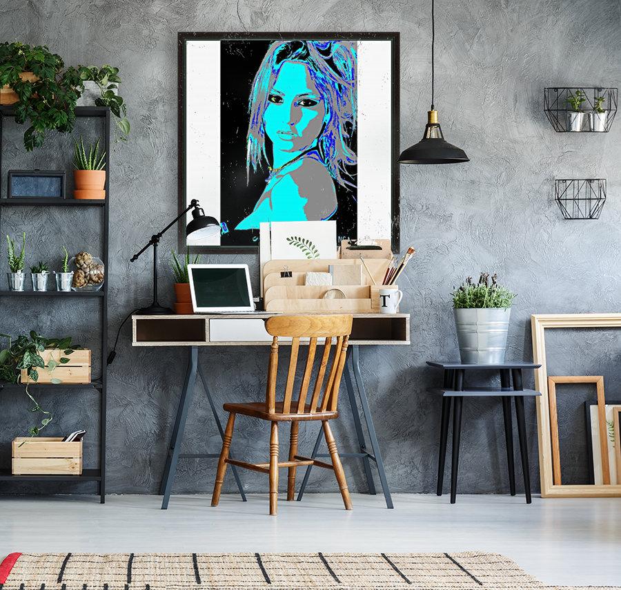 A Pretty Girl by neil gairn adams   Art