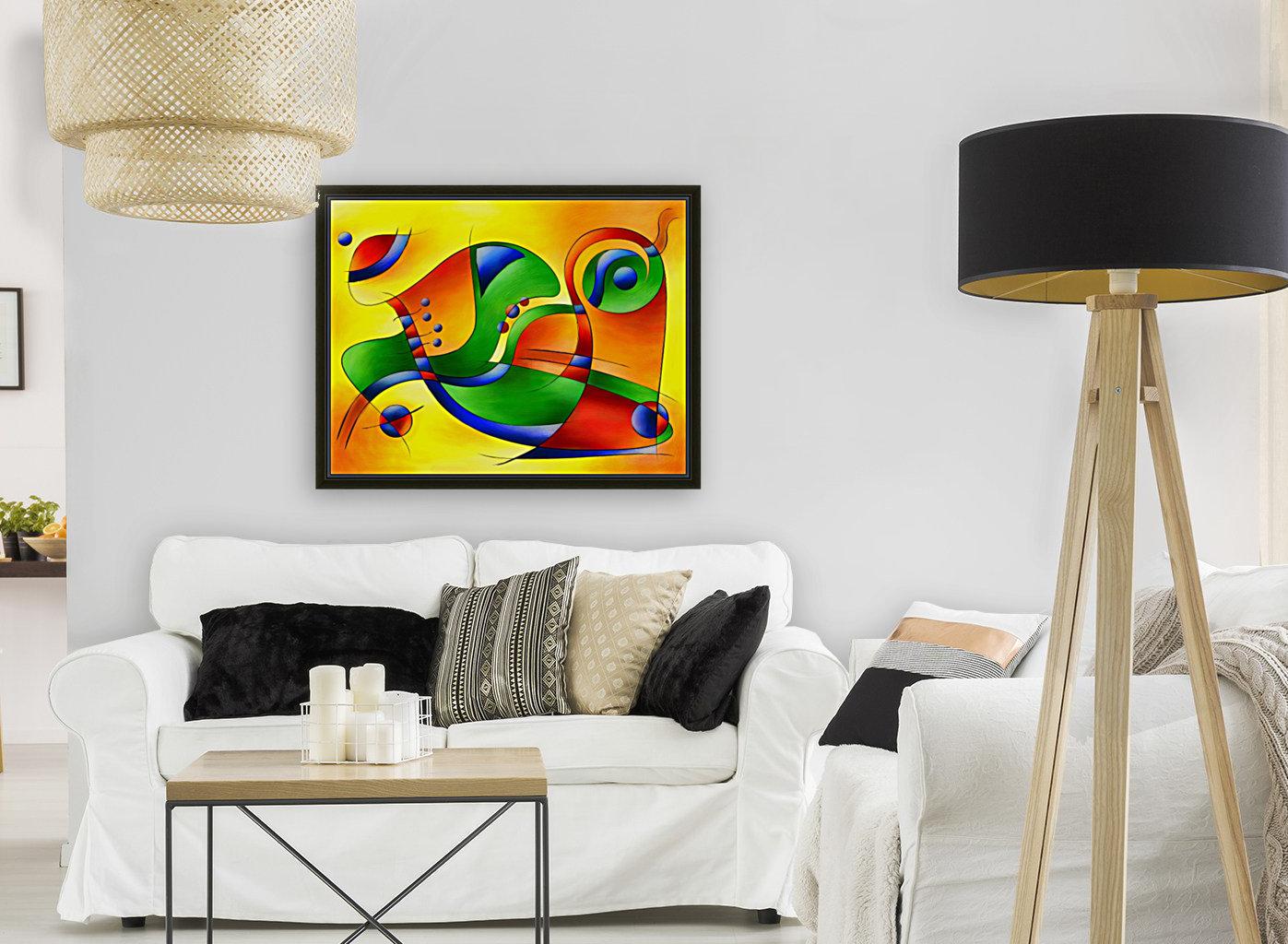 Antaressa - colourful world  Art