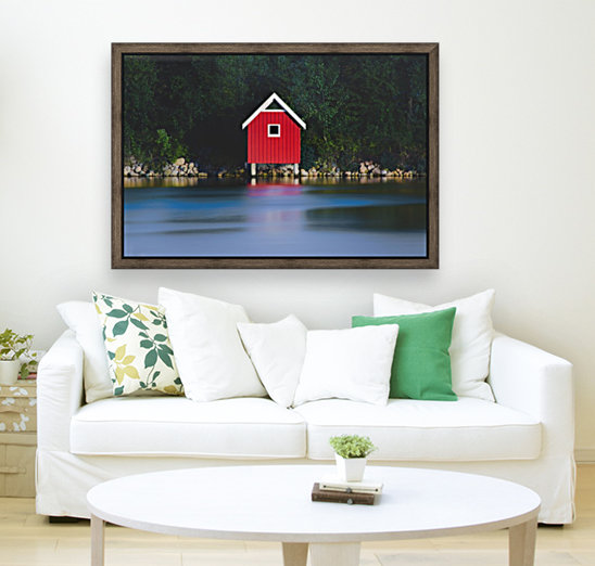 The red house  Art