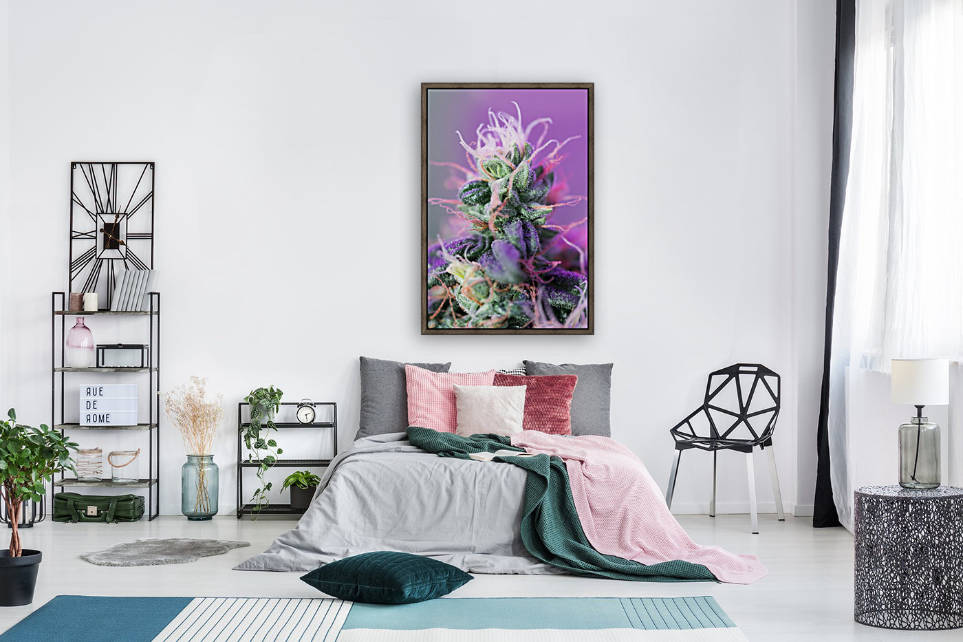PinkFlower  Art
