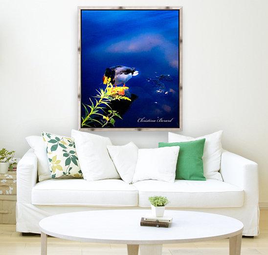 So simple Blue   Art