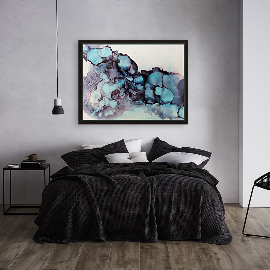 Turquoise Dream  Art