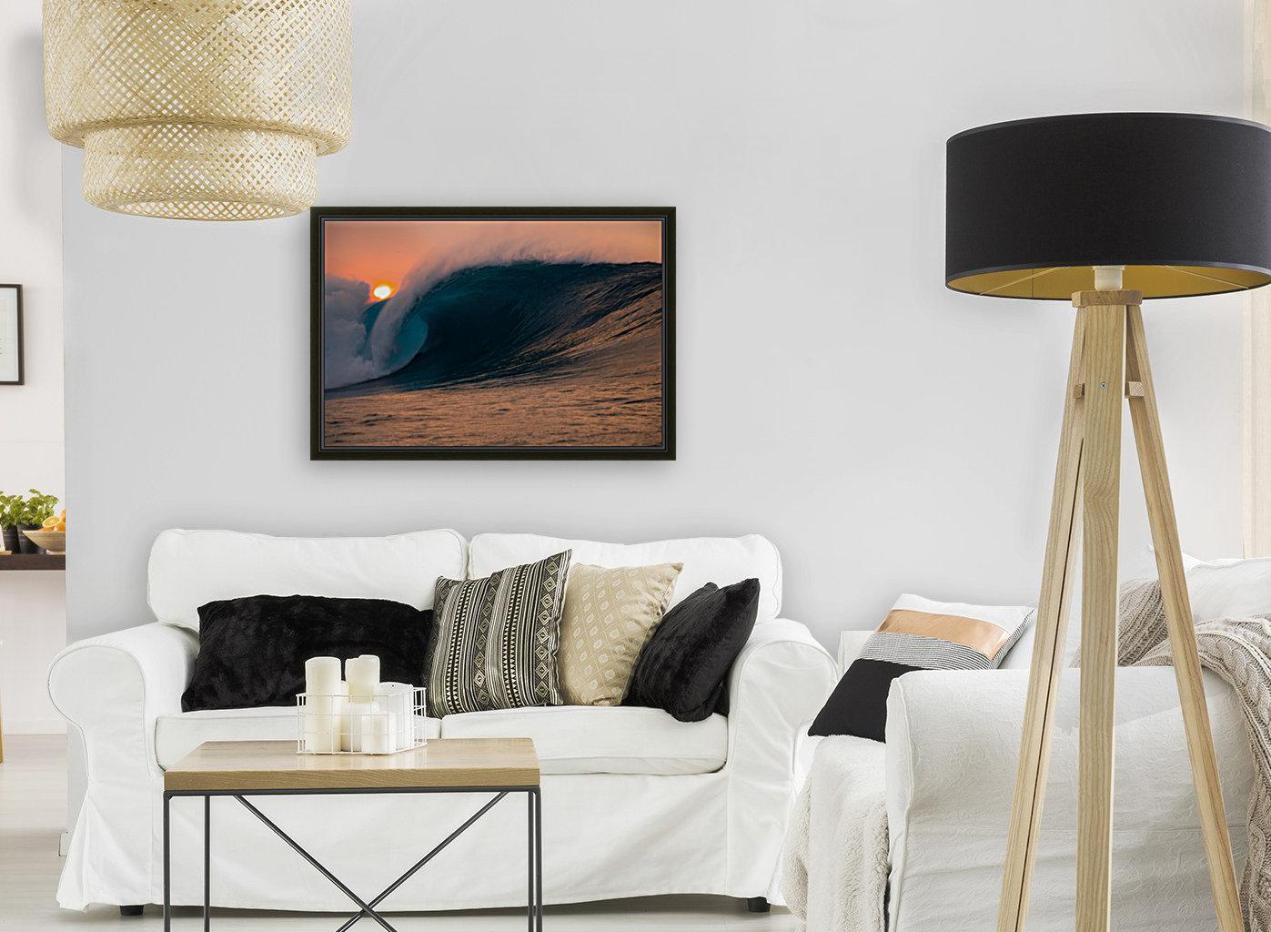 Giant surf  Art