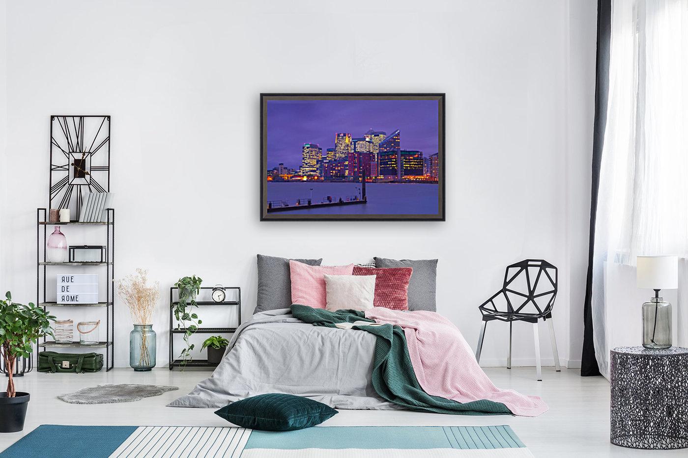 LON 007 Canary Wharf   Art