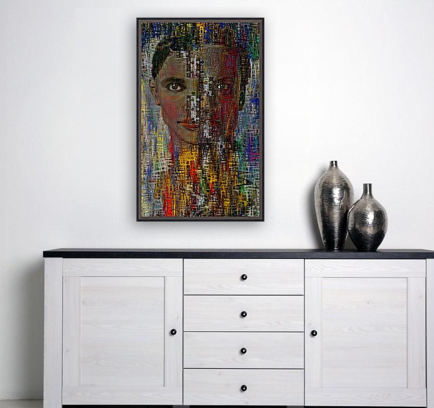 Man and Woman  Art